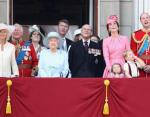 Хорошо всем известная королевская семья Великобритании