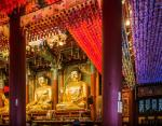 Буддийский храм Чогеса (Сеул)