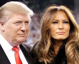 Super Bowl 2018: Мелания Трамп выбрала для вечеринки наряд цветов американского флага