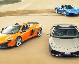 Ferrari и Lamborghini обнародовали статистику продаж за 2017 год: кто стал рекордсменом