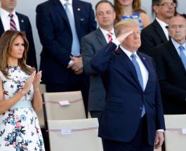 Дональд Трамп просит Пентагон провести большой военный парад как во Франции