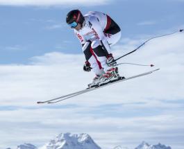 Олимпиада 2018: видео серьезного падения русского горнолыжника Павла Трихичева