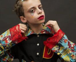 Неделя моды в Нью-Йорке: 10-летний мальчик-андроген стал звездой подиума