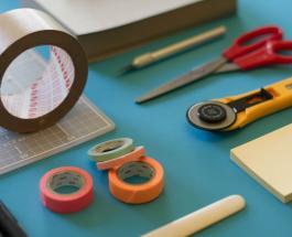 """Главный """"инструмент"""" в доме - скотч: варианты использования клейкой ленты в быту"""
