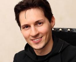Павел Дуров: основатель Telegram стал долларовым миллиардером