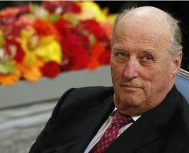 Король Норвегии отмечает 81-летие: история жизни и любви Харальда V