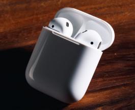 Apple работает над водостойкими AirPods 2 с Siri: их выпуск возможен уже в 2018