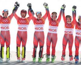 Олимпиада 2018: Норвегия собрала максимальный медальный урожай в Южной Корее