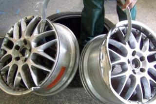 Автомобилисту на заметку: стоит ли покупать бывшие в употреблении литые диски