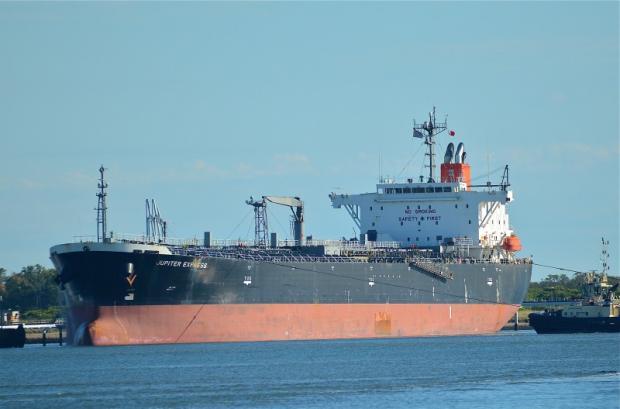 Уберегов Африки пропал индийский танкер