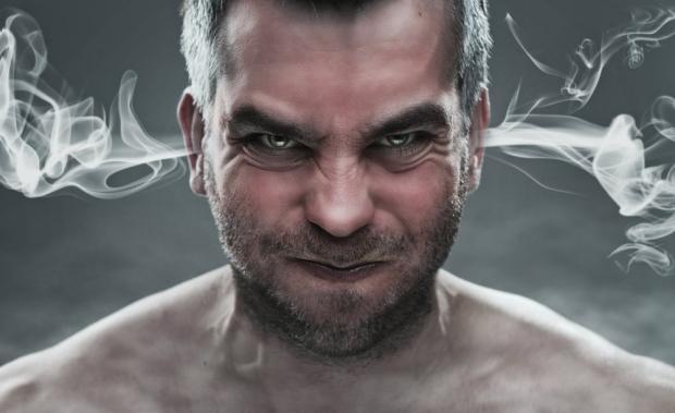 Как организм реагирует на ярость: кардинальные изменения в теле человека