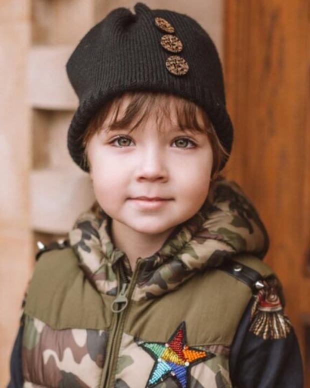 Сын Галкина иПугачевой сразил почитателей чтением молитв