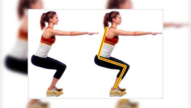 Какую пользу приносят приседания и как правильно выполнять это упражнение