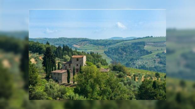 В Тоскане выставлен на продажу дом скульптора Микеланджело: как изнутри выглядит усадьба