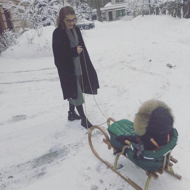 Ксения Собчак показала фото главного мужчины в своей жизни