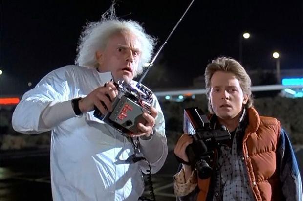 Док и Марти