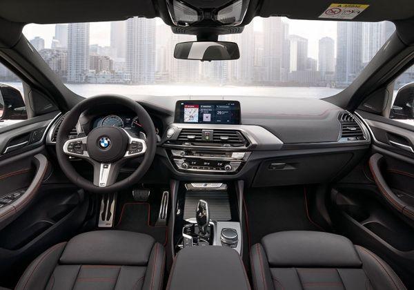 Новый BMW X4 – обновленный кузов и две спортивные версии