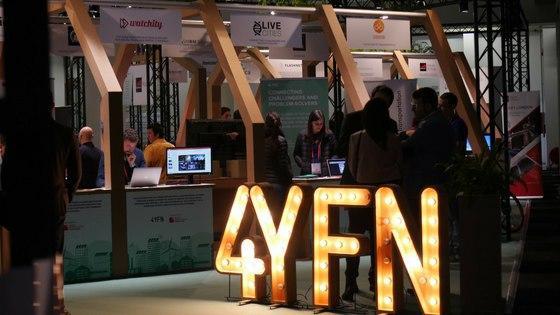 Конференция стартапов 4YFN