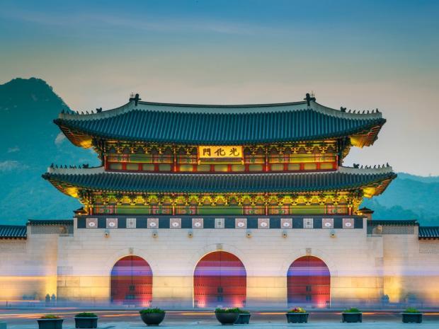 Дворцовый комплекс Кёнбоккун (Сеул)