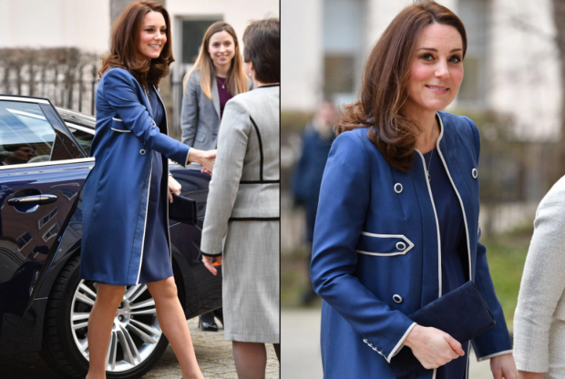 Кейт Миддлтон: беременная герцогиня обеспокоена проблемой материнской и детской смертности