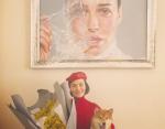 Певица и модель Даша Астафьева