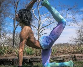 Мужская йога: топ-13 невероятно красивых фотографий парней сделанных на фоне природы