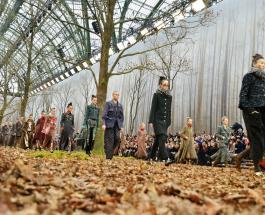 Неделя моды в Париже 2018: лучше образы зимней коллекции