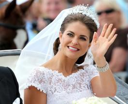 Принцесса Швеции Мадлен родила третьего ребенка