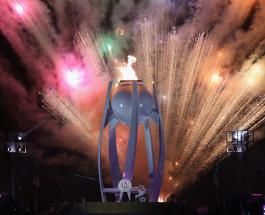 В Пхенчхане состоялась зрелищная церемония открытия паралимпиады 2018