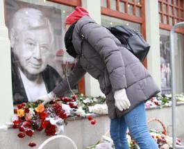 Олег Табаков похороны: в Москве простились с известным актером театра и кино