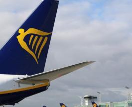 В Украине полеты авиакомпании Ryanair начнут осуществляться с 15 октября: сколько будут стоить билеты