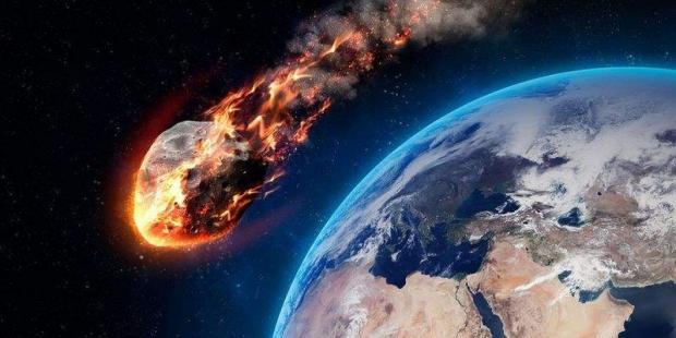 Космическая угроза: кЗемле летит огромный астероид