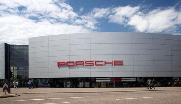 Porsche анонсировал создание «летающих автомобилей» для пассажирских перевозок