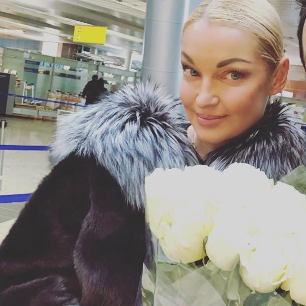 Анастасия Волочкова в Вильнюсе: звезда поделилась целой серией замечательных снимков