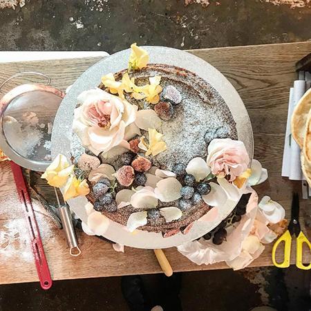 Свадьба Меган Маркл и Принца Гарри: как может выглядеть торт выбранный будущими супругами