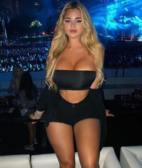 Двойник Ким Кардашьян обнародовала «голые» фото с результатом всех операций