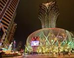 Казино Grand Lisboa Casino и отель в Макао, Китай
