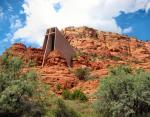 Часовня Святого Креста в Седоне, Аризона