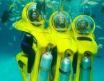 Подводные скутеры-субмарины для тех, кому не страшно
