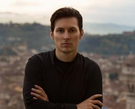 """Павел Дуров: бывший гендиректор """"ВКонтакте"""" стал гражданином Великобритании"""