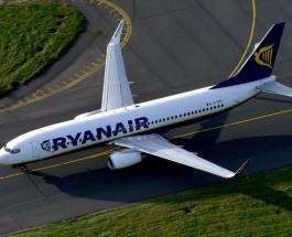 Ryanair в Украине: лоукостер начал продажу билетов и сократил сроки запуска полетов