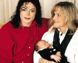 Майкл Джексон на новом семейном фото: Пэрис напугала фанов присутствием поп-короля в кадре