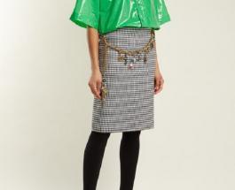 Новый модный тренд: испанский бренд Balenciaga представил рубашку из полиэтилена