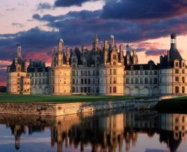 Роскошные замки Франции: дворцы которые поражают своим великолепием