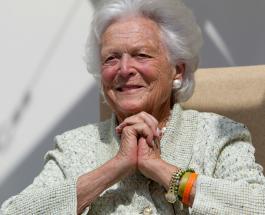 92-летняя экс-первая леди США Барбара Буш серьезно больна но отказывается от госпитализации
