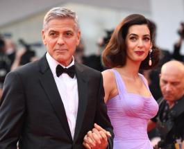 Дети Джорджа Клуни: в Сеть попали первые фото маленькой дочери известного актера