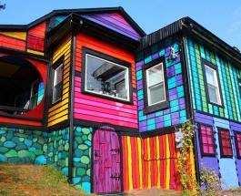 Необычные дома жителей разных стран мира: удивительные архитектурные решения