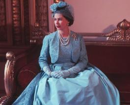 Королева Елизавета именинница: самые яркие и красочные наряды ее величества