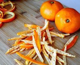 Как мандариновая кожура может положительно влиять на здоровье человека