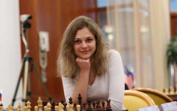 Анна Музычук завоевала «бронзу» чемпионата Европы побыстрым шахматам
